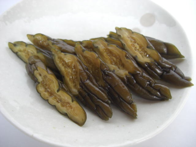胡瓜粕漬 皿2