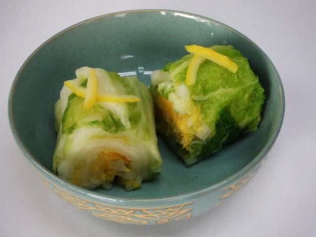 白菜ゆず風味漬