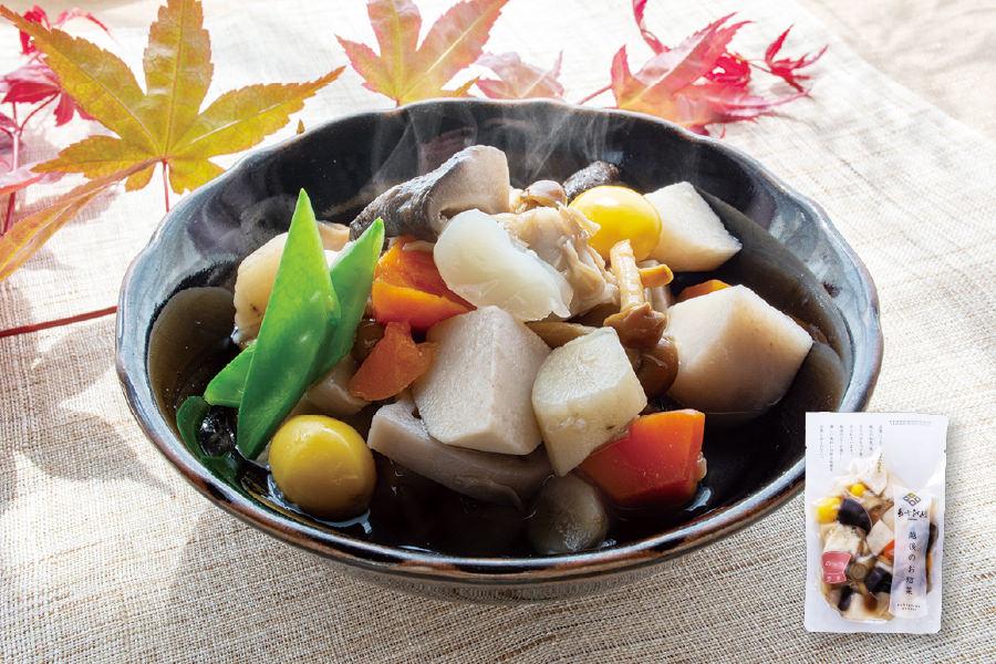 のっぺ【写真】地元野菜の旨味たっぷり、新潟の郷土料理です。